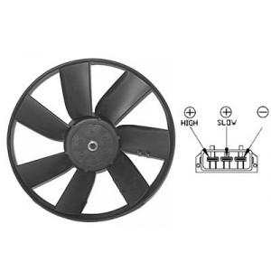 Ventilateur Electrique de radiateur Volkswagen Golf 3