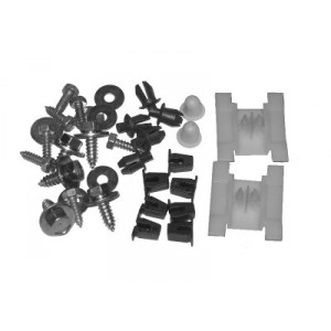 Kit de fixations aile avant VW Golf 3 1991-1997