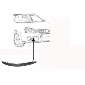 Moulure de pare choc avant droite Volkswagen Golf V Break