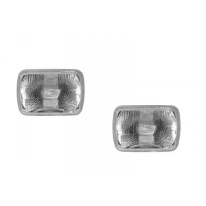 2 Phares avant Mitsubishi L200 Pick-Up 1986-1996