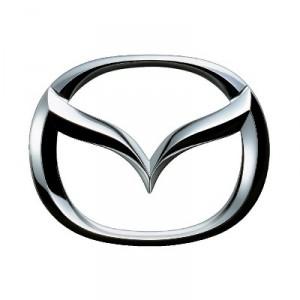 Logo Mazda 3 4/5 portes 2003-2009 (pièce d'origine Mazda)