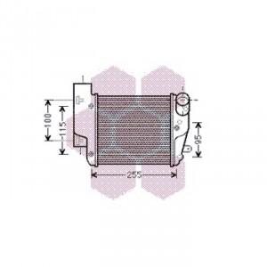 Echangeur d'air droit Audi A6 3.0 TDI 2004-2011 (phase 1 et phase 2)