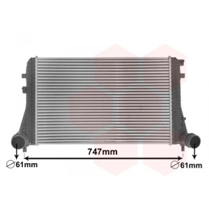 Echangeur d'air VW Golf 6 1.6 TDI 2008-2013