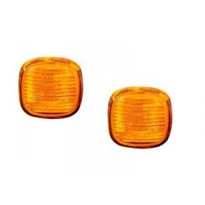 Répétiteurs clignotant Skoda Fabia (Orange)