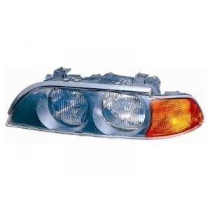 Phare gauche BMW Série 5 E39 Phase 1