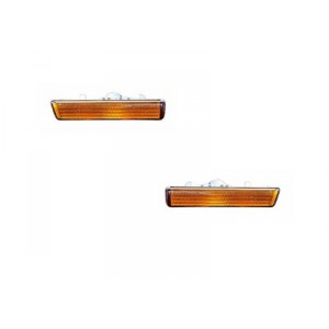 Repetiteurs Clignotant BMW Série 7 E38 (Orange)