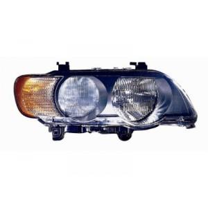 Phare Avant droit BMW X5 E53 2000-2003 (clignotant orange)