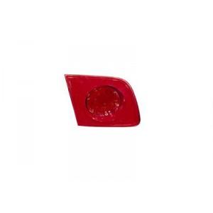 Feu arrière gauche Mazda 3 4 portes 2003-2007 - coffre - rouge