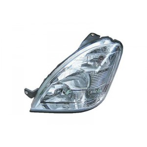Phare avant gauche H1+H7 Iveco Daily 2006 - 2011