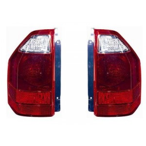 2 Feux arriere (aile) Mitsubishi Pajero 2003 - 2006