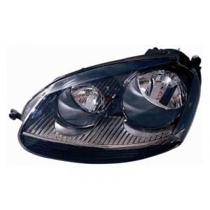 Phare avant Gauche Volkswagen Golf V GTI ( Noir )