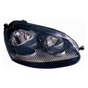 Phare avant Droit Volkswagen Golf V ( Noir )