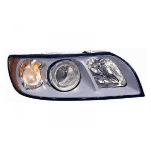 Phare avant droit (gris / H7+HB3) Volvo V50  2004-2007