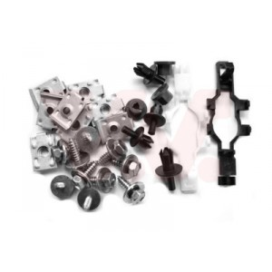 Kit de fixations aile avant Opel Vectra B 1995-2002