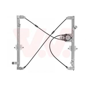 Mécanisme de lève-vitre électrique gauche (conducteur) Peugeot Partner 1996-2008 (phase 1 et phase 2)