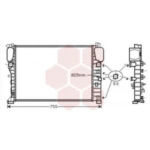 radiateur moteur mercedes classe e w211 radiateur moteur. Black Bedroom Furniture Sets. Home Design Ideas