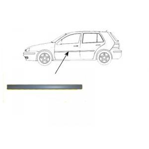 Moulure porte avant gauche ( primer ) Volkswagen Golf 4 (11/1997 à 2003 )