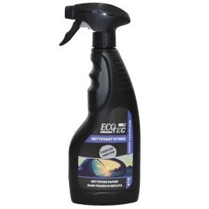 Nettoyant vitres, pare-brise et miroirs de rétroviseur de la marque ECOTEC