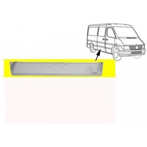 Panneau porte latérale droit Volkswagen LT (interieur / inférieur) 1996 - 2006