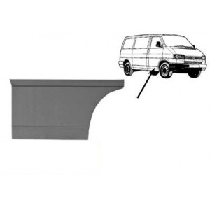 Panneau porte droit Volkswagen Transporter T4 1990 - 2003