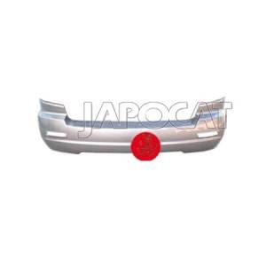 Bouclier arrière Kia Sorento EX 2002-2006 (phase 1 / avec extensions d'ailes / pièce de carrosserie à peindre)