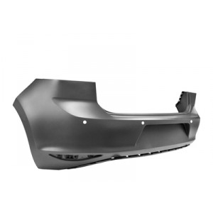 Bouclier arrière VW Golf 7 2012+ (avec trous pour radar de recul / parkcontrol)