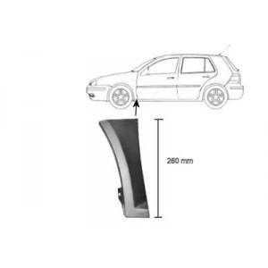 Partie inférieure Aile Avant gauche Volkswagen Golf IV 08/1997 à 2003