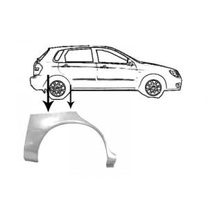 Passage de roue arrière droit Kia Cerato 2004 - 2006