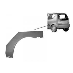 Passage de roue arrière gauche Fiat Seicento
