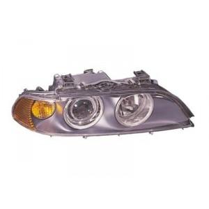 Phare avant droit BMW série 5 E39 2000-2003 - Hella