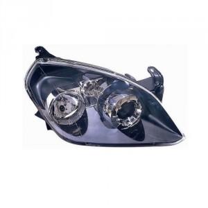 Optique de phare avant droit Opel Tigra Twintop finition Sport 2004+ (marque Valeo)