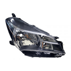 Optique de phare avant droit Toyota Yaris 2014-2017 (phase 2)