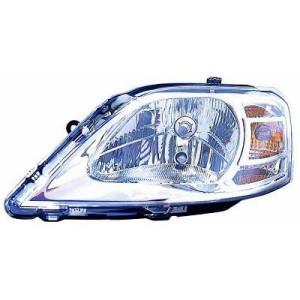 Optique de phare avant gauche Dacia Logan / MCV 2008-2012