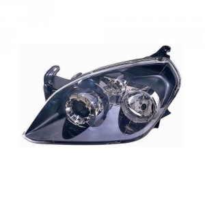 Optique de phare avant gauche Opel Tigra Twintop finition Sport 2004+ (marque Valeo)