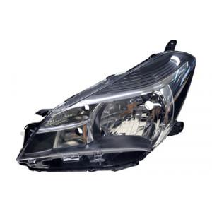 Optique de phare avant gauche Toyota Yaris 2014-2017 (phase 2)