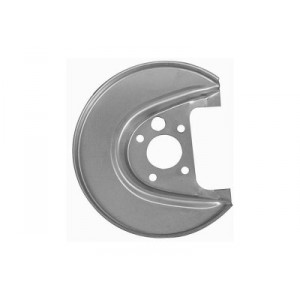 Protection disque de freins arrière (Gauche) Skoda Octavia 2004-2009
