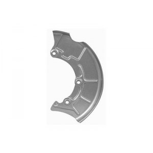 Protection disque de freins Skoda Octavia - Protection disque de freins avant (Gauche) Skoda Octavia 2004-2009
