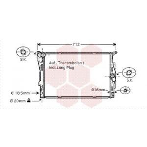radiateur bmw x1 e84 radiateur bmw x1 e84 de 2009 2012. Black Bedroom Furniture Sets. Home Design Ideas