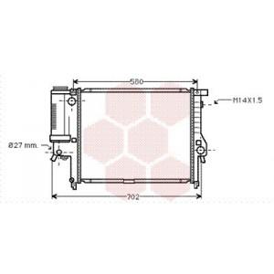 radiateur bmw s rie 5 e39 radiateur bmw s rie 5 e39. Black Bedroom Furniture Sets. Home Design Ideas