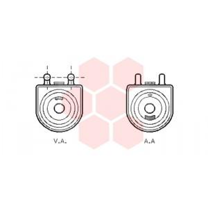 Radiateur d'huile Citroen Berlingo 1.9 D (diesel) 1996-2003