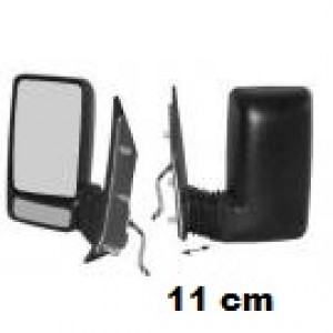 Retroviseur gauche Iveco Turbodaily (Electrique - bras moyen) 1999 à 05/2006