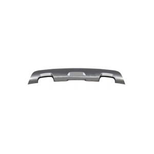 Spoiler arrière Dacia Sandero II Stepway 2012+ (pièce de carrosserie de couleur gris argent)
