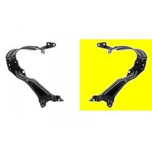 Panneau / Support de phare gauche Mercedes C W203