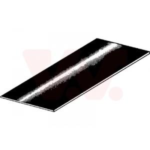 Tôle de réparation en acier huilé : 1000 x 1000 x 1.5 (mm) (tôle universelle)
