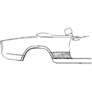 t le lat rale pi ces de carrosserie pour utilitaires et voitures. Black Bedroom Furniture Sets. Home Design Ideas