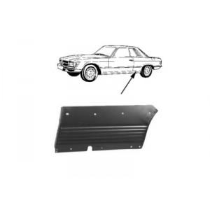 Tôle latérale arrière gauche Mercedes SLC W107 1971-1981