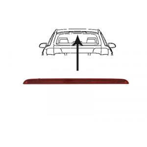 Feu de freinage central Audi A6 Avant 2005-2011 (phase 1 et phase 2)