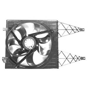 Ventilateur électrique (1.4 – 1.4 TDi / pour modèle clim) Volkswagen Polo 2001 - 2005